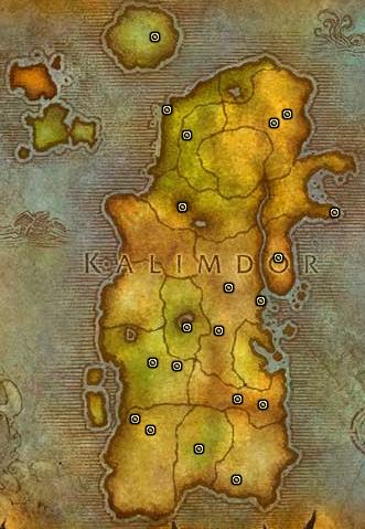 Wow Пиратская Бухта Карта